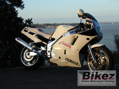 1989 Yamaha FZR 1000 photo
