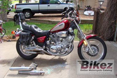 1989 Yamaha Xv 1100 Virago Specifications And Pictures
