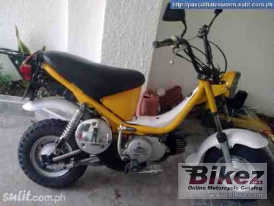 1989 Yamaha LB 70 Chappy