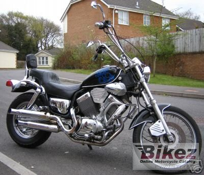 1989 yamaha xv 535 virago specifications and pictures for Yamaha clp 535 for sale