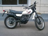 1990 Yamaha XT 250 photo
