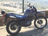 1990 Yamaha XT 600 photo