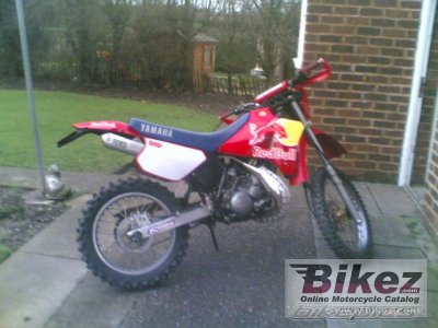 1990 Yamaha XT 600 E photo