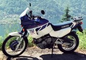 1990 Yamaha XTZ 750 Super T�n�r� photo