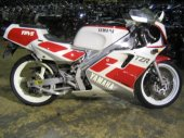 1990 Yamaha TZR 250 photo
