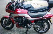 1990 Yamaha XJ 600 photo