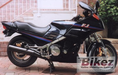 1990 Yamaha FJ 1200 photo