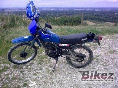 1990 Yamaha DT 50