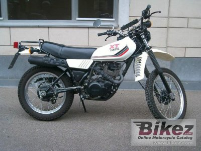1990 yamaha xt 250 specifications and pictures for Yamaha xt250 specs