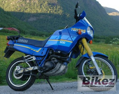 1990 yamaha xt 600 z t n r specifications and pictures. Black Bedroom Furniture Sets. Home Design Ideas