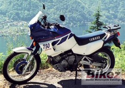 1990 yamaha xtz 750 super t n r specifications and pictures. Black Bedroom Furniture Sets. Home Design Ideas