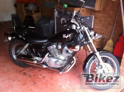 1990 yamaha xv 250 virago specifications and pictures. Black Bedroom Furniture Sets. Home Design Ideas
