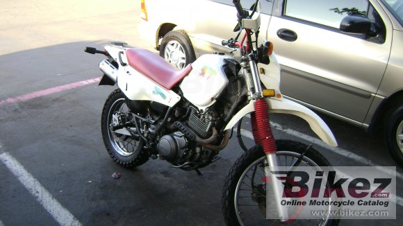 1991 Yamaha XT 600 E photo