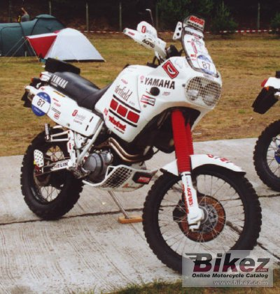 1991 Yamaha XTZ 750 Super Tenere photo