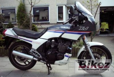 1991 Yamaha XJ 600 photo