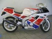 1991 Yamaha FZR 600 (reduced effect #2)