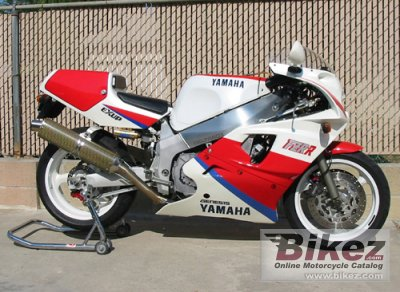 1991 Yamaha FZR 750 R photo