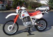 1991 Yamaha TT 350 photo