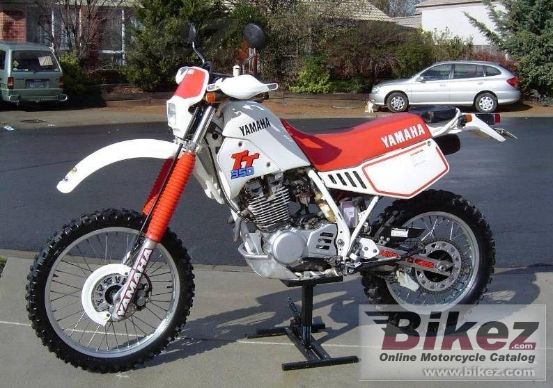 Yamaha Tt Motorcycles For Sale