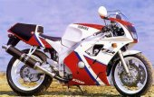 1991 Yamaha FZR 400 RR photo