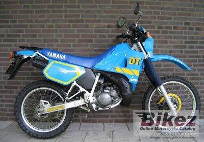 1991 Yamaha DT200R