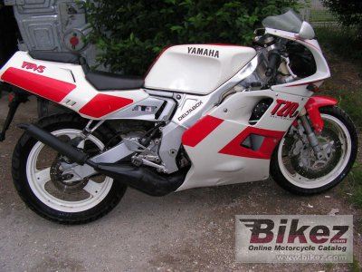 Yamaha Tzr 125 Specs 1991 Yamaha Tzr 125