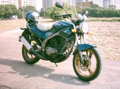 1992 Yamaha FZ 150 N photo