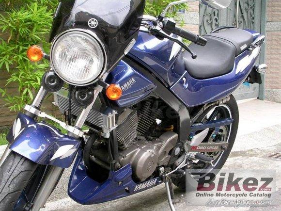 1992 Yamaha FZ 150 N