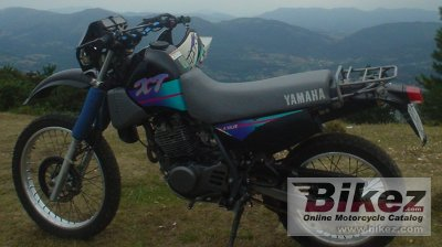1992 Yamaha XT 350 photo