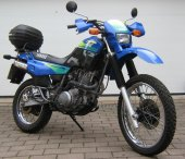 1992 Yamaha XT 600 E photo