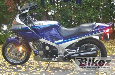 1992 Yamaha FJ 1200 photo