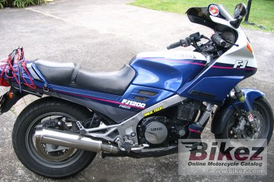 1992 Yamaha FJ 1200 A (ABS) photo
