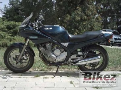 1992 Yamaha XJ 600 S Diversion photo