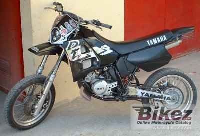 1992 yamaha dt 125 r specifications and pictures. Black Bedroom Furniture Sets. Home Design Ideas
