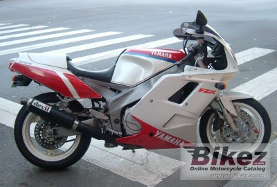 1992 Yamaha FZR 1000 Specifications And Pictures