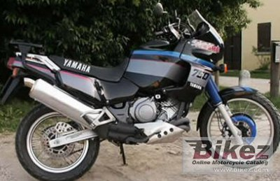 1992 yamaha xtz 750 super t n r specifications and pictures. Black Bedroom Furniture Sets. Home Design Ideas
