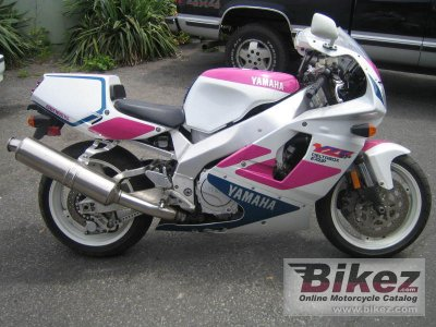 1993 Yamaha YZF 750 SP photo
