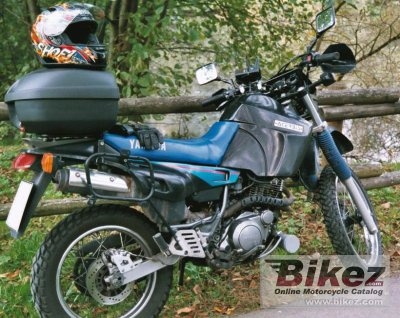1993 Yamaha XT 600 photo