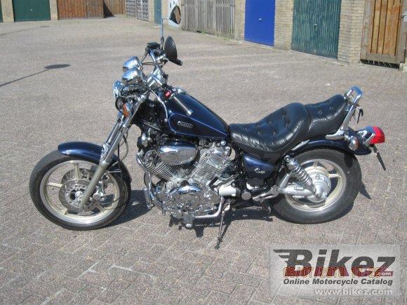 1993 Yamaha XV 750 Virago