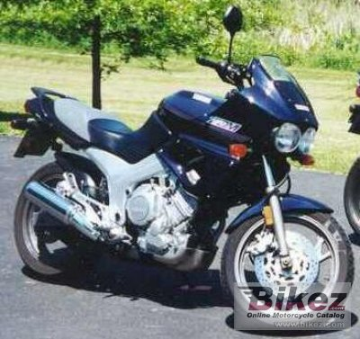 1993 Yamaha TDM 850 photo