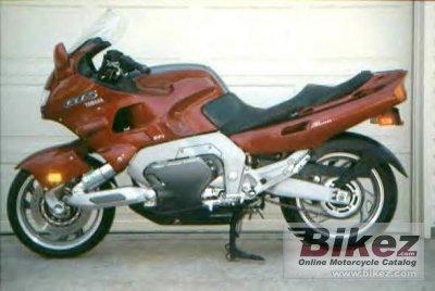 1993 Yamaha GTS 1000