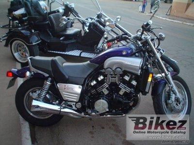1993 Yamaha VMX 1200