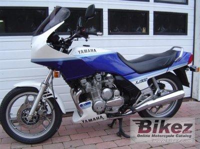 1993 Yamaha XJ 900