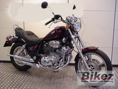 1993 yamaha xv 750 virago specifications and pictures. Black Bedroom Furniture Sets. Home Design Ideas