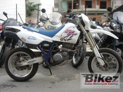 1994 Yamaha TT 600 E photo