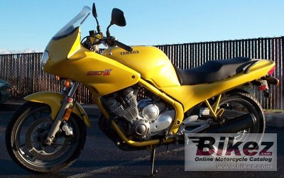 1994 Yamaha XJ 600 S Diversion photo