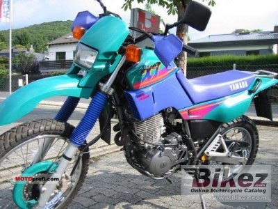 1994 Yamaha XT 600 K photo
