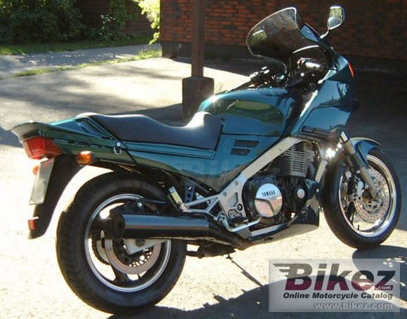 Yamaha FJ 1200 3XW gold YA CY 1991-1994 Kettenrad Stealth 43Z//530