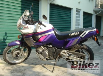 1994 yamaha xtz 750 super tenere specifications and pictures. Black Bedroom Furniture Sets. Home Design Ideas