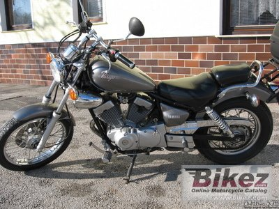 1994 yamaha xv 250 virago specifications and pictures. Black Bedroom Furniture Sets. Home Design Ideas